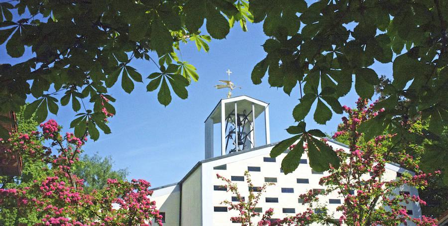 HeiligGeist Kirche