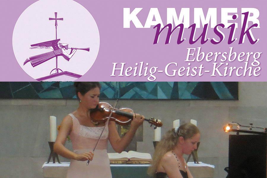 Kammermusik in der Heilig-Geist-Kirche in Ebersberg
